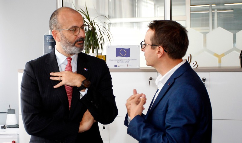 European Union support to competitiveness through the modernisation of local self-governments and small businesses