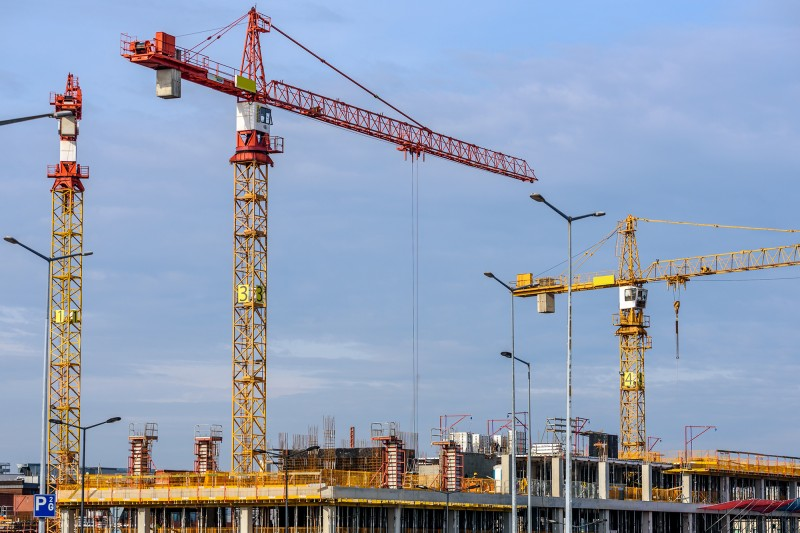 More than five million Euros for public infrastructure