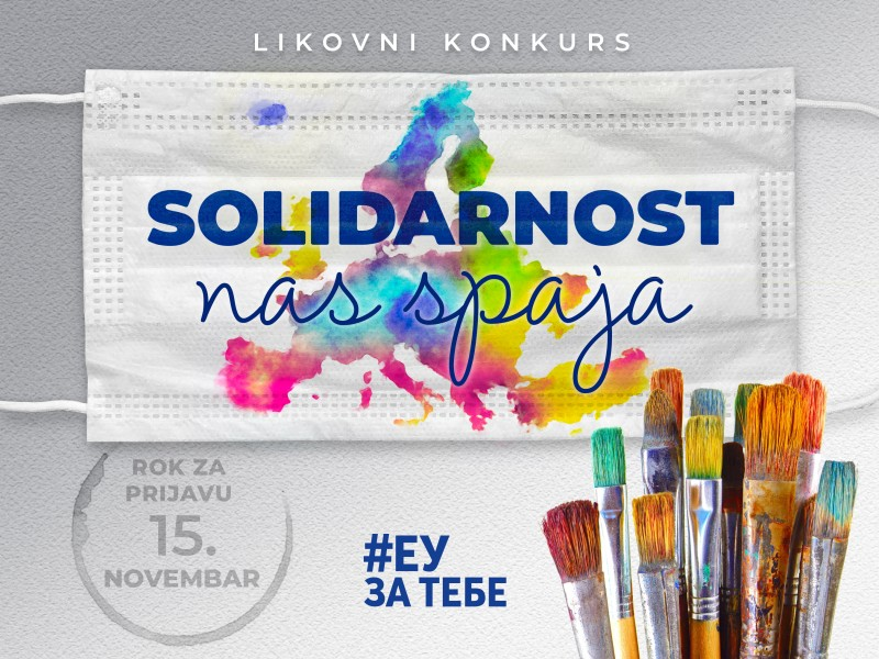 "2021 EU PRO Art Competition ""Solidarity Unites Us"" opened"