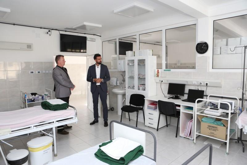 Odeljenje za hemodijalizu u Lebanu primer uspešne saradnje EU i opštine